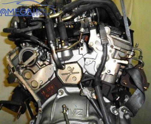 Двигатель на Toyota Land Cruiser 5VZ-FE