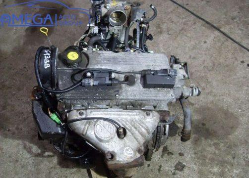 Двигатель на Suzuki Swift G13B