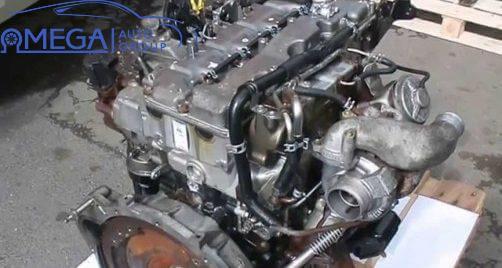 Двигатель на Isuzu N-Series 4JJ1