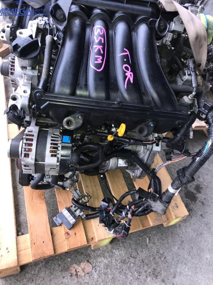 Двигатель на Nissan Qashqai MR20DE