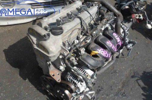 Двигатель на Toyota Yaris 1NZ-FXE