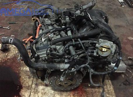 Двигатель на Lexus RX 2GR-FXE