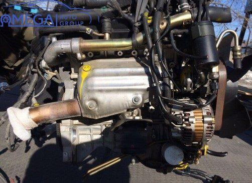 Двигатель на Nissan Skyline VQ25DD