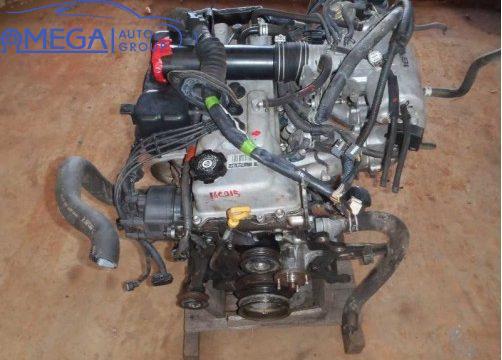 Двигатель на Toyota Hiace 2RZ-FE