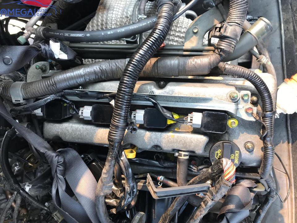 Двигатель на Suzuki Grand Vitara J20A