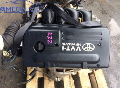 Двигатель на Toyota Celica 2ZZ-GE
