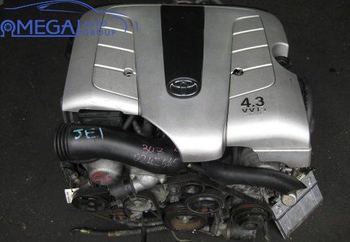 Двигатель на Lexus GS 3UZ-FE
