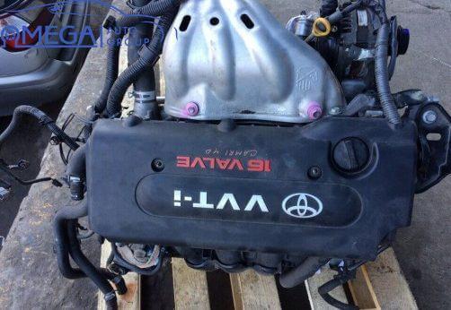 Двигатель на Toyota Highlander 2AZ-FE