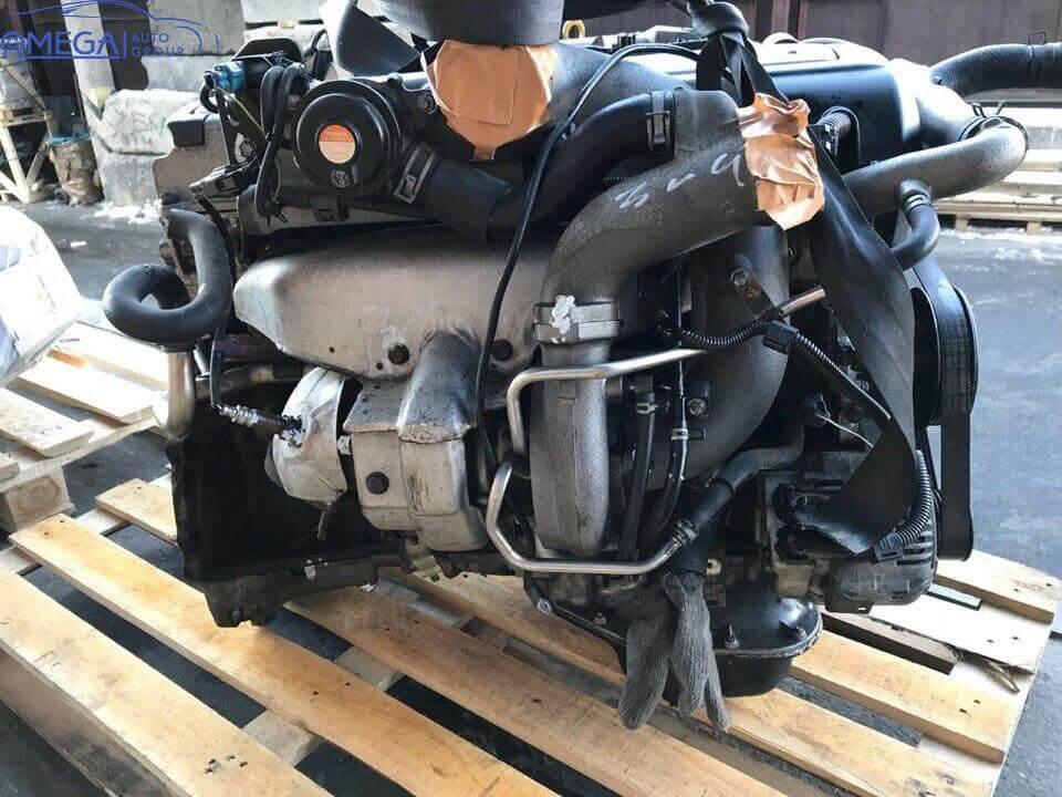 Двигатель на Toyota Supra 1JZ-GTE