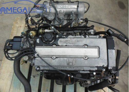 Двигатель на Honda Civic D16