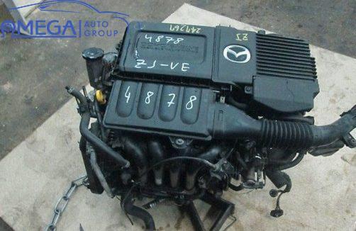 Двигатель на Mazda 3 ZJ-VE