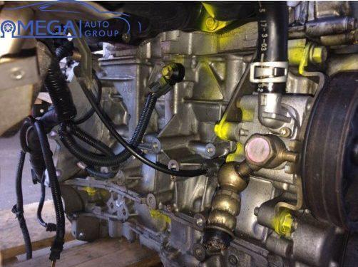 Двигатель на Nissan X-Trail QR20DE (4WD)