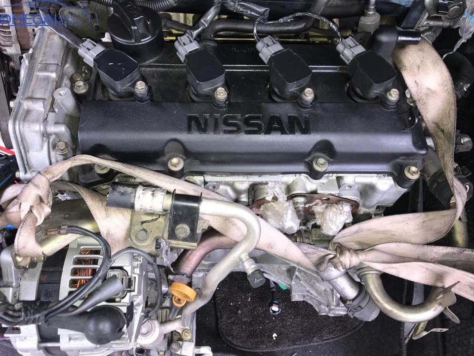 Двигатель на Nissan X-Trail QR20DE (2WD)