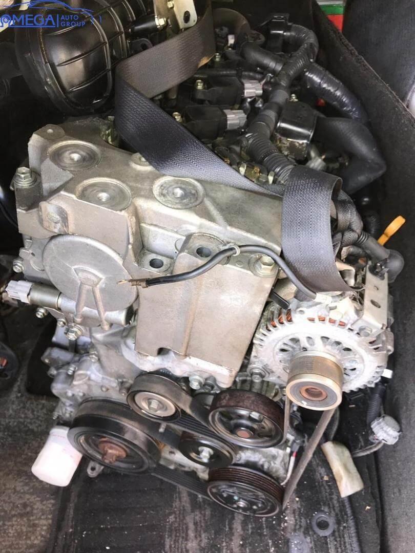 Двигатель на Nissan X-Trail QR25DE (T31)