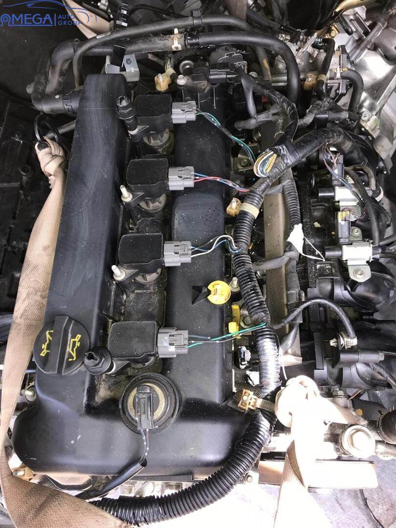 Двигатель на Mazda 6 L3